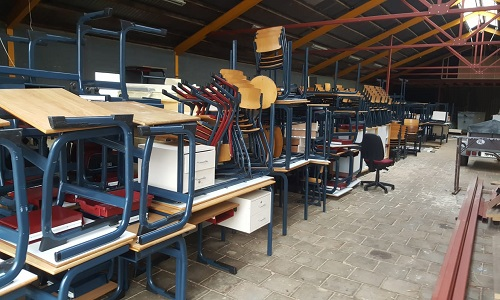 HARWARE AND FURNITURE FOR SCHOOLS