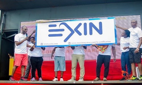 Read more about the article LAUNCH OF EXIN INTERNATIONAL CERTIFICATION