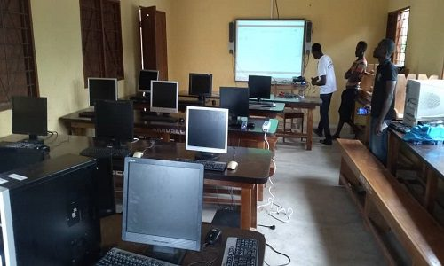 ADDITIONAL ICT CLASSROOMS EQUIPPED IN EASTERN REGION